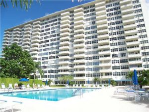 Pool Area of 3200 NE 36th Street Fort Lauderdale, Fl 33308